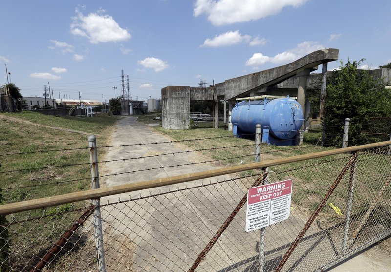 apnews.com - AP Exclusive: Evidence of spills at toxic site during floods