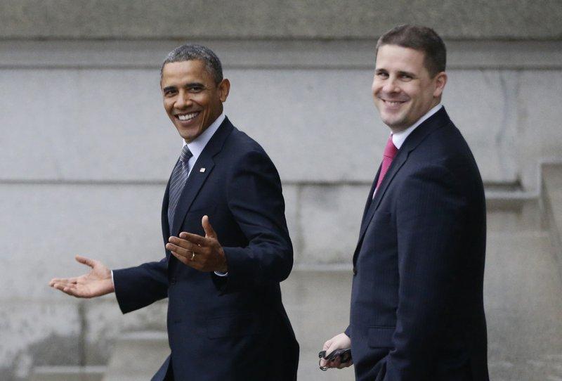 Barack Obama, Dan Pfeiffer
