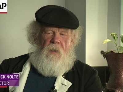 Nick Nolte: 'Actors are risk takers'