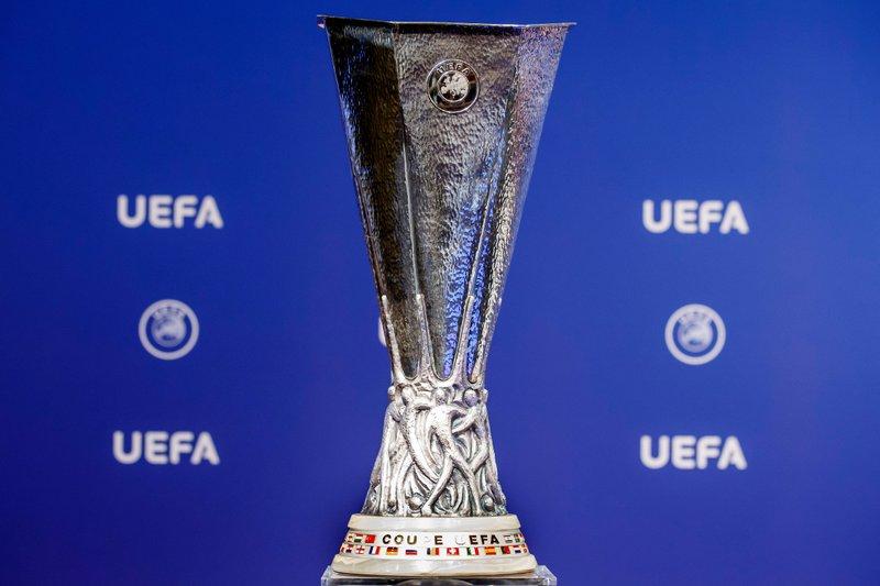 uefa europa league trophy not damaged after being stolen uefa europa league trophy not damaged