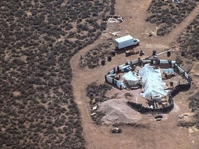 Remains Of Boy Found At New Mexico Compound