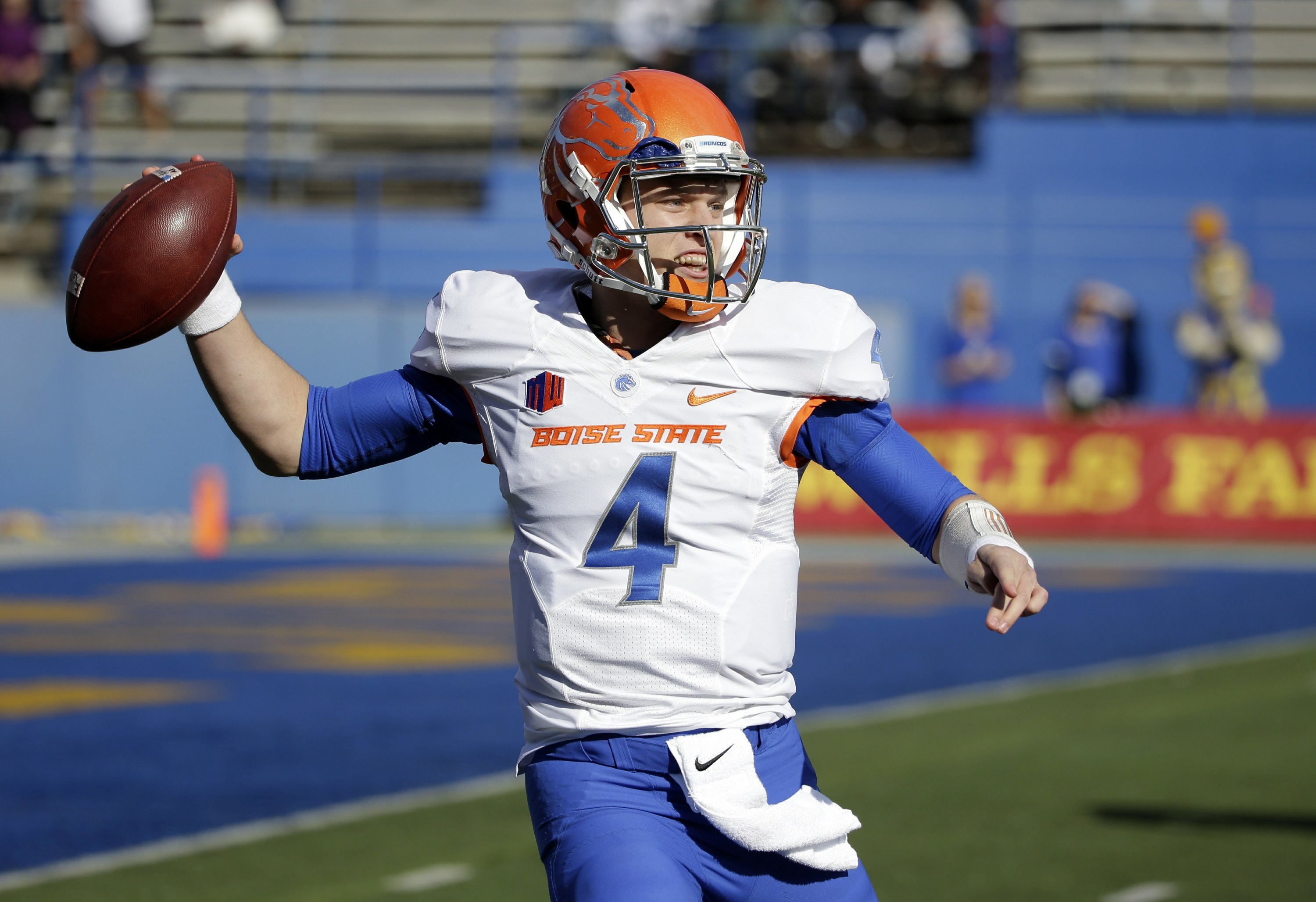 best website 1d878 59d15 From 1 QB's shadow to another for Boise State's Brett Rypien