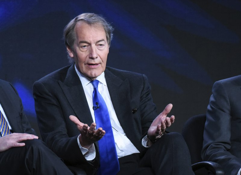 Chris Licht, Charlie Rose, David Rhodes