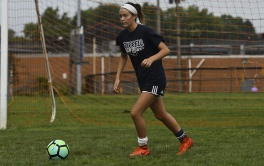 Burrell girls soccer motivated for more in 2018