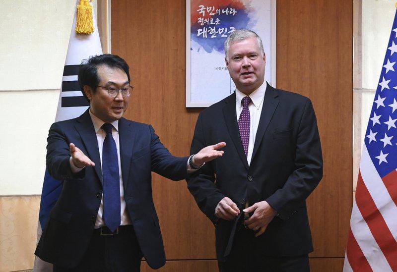 Lee Do-hoon, Stephen Biegun