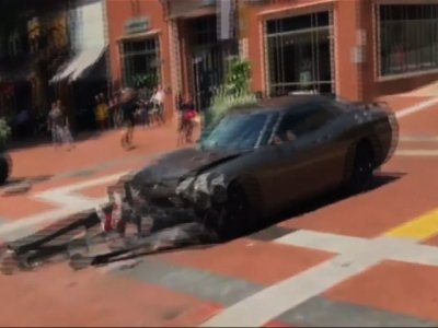 1 Dead After Car Plows into Protesters in Va.