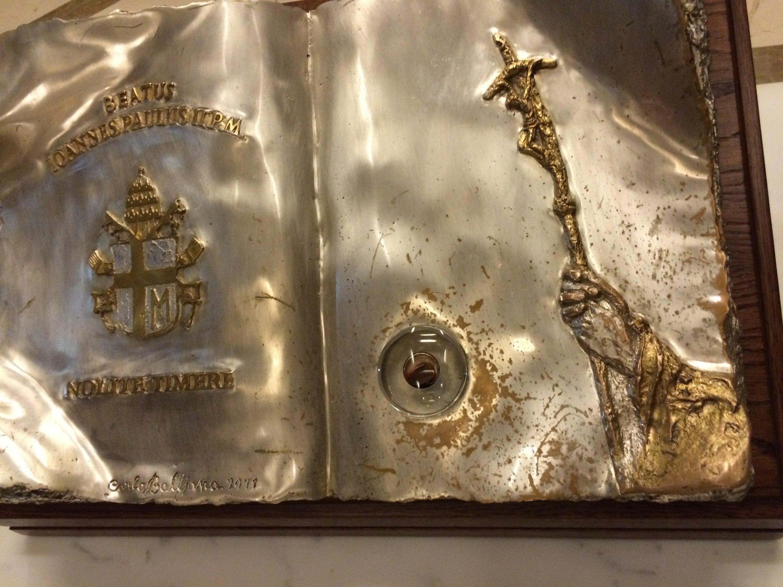 Saints Blood And Bones Inspire Catholic Pilgrims In Poland