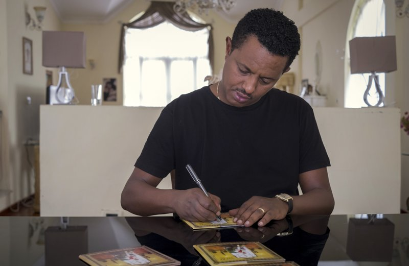 Teddy Afro, Tewodros Kassahun