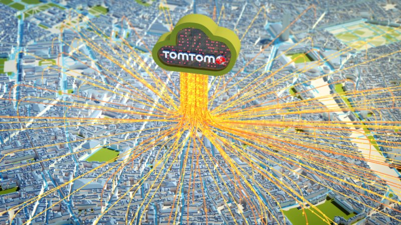 TomTom's Groundbreaking EV Service Wins TU-Automotive Award