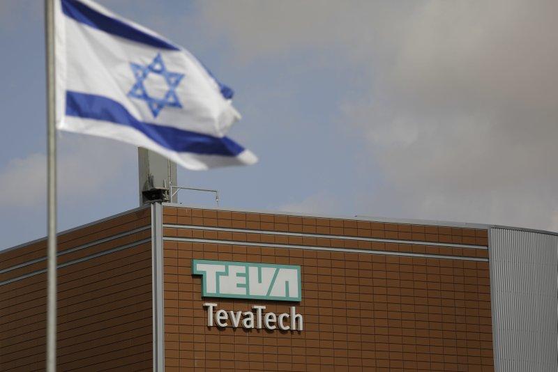 a986b02a4 Israeli drugmaker Teva to cut quarter of global work force