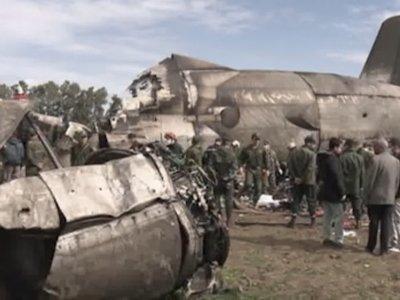 257 Dead in Algerian Military Plane Crash