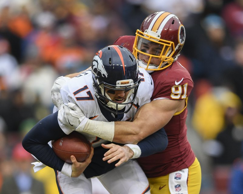 Ryan Kerrigan, Brock Osweiler