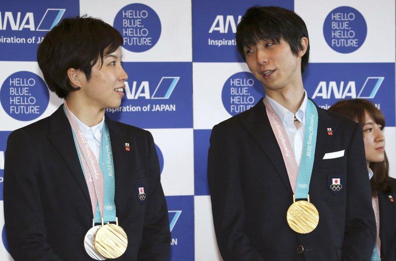 Nao Kodaira, Yuzuru Hanyu