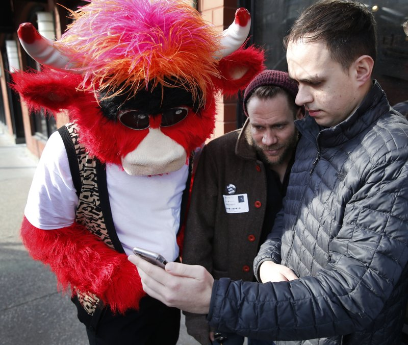 Benny The Bull, Luka Dukich, Billy Bungeroth,