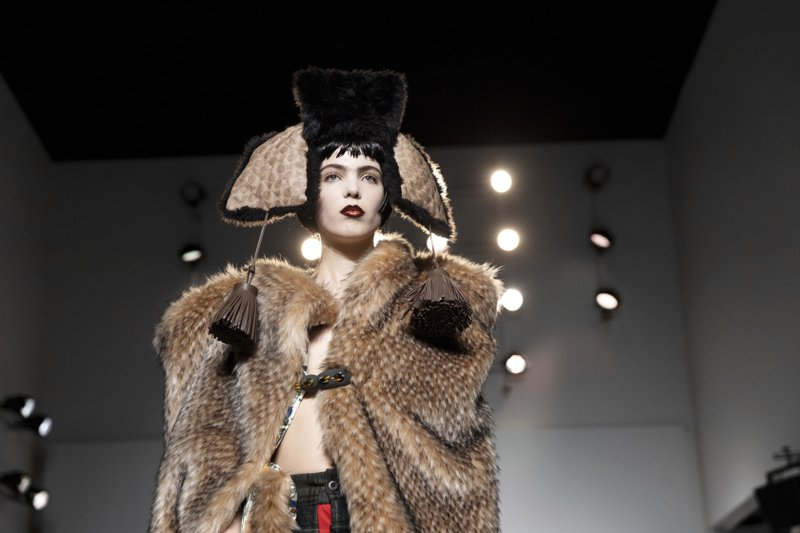 Fashion World Descends On London For Fashion Week Shows
