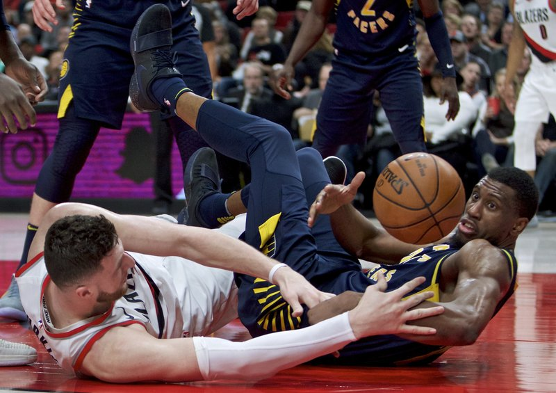 Thaddeus Young, Jusuf Nurkic