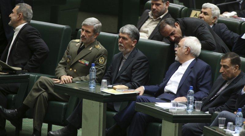 Alireza Avaee, Mohammad Javad Zarif, Abbas Salehi, Amir Hatami, Mohammad Bathaee