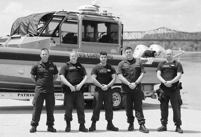 Huntington-based Coast Guard team deploys to NC