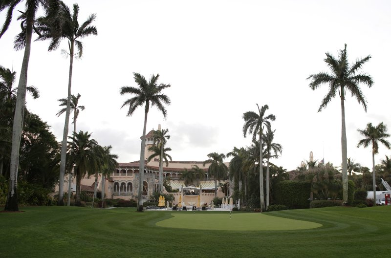 Charities thinking twice about galas at Trump's Mar-a-Lago