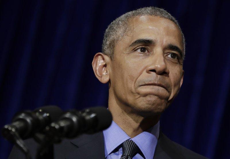 Obama: Americans will reject Trump's 'wacky' ideas