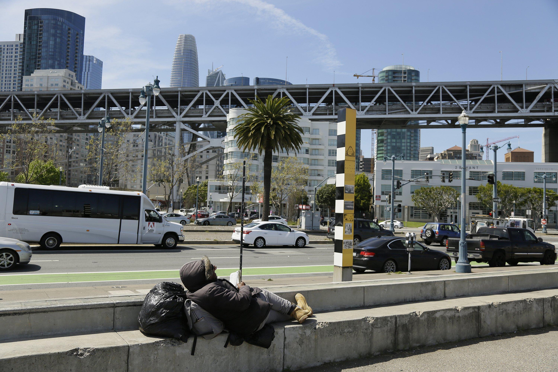 Shelter uproar highlights strife in expensive San Francisco