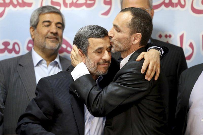 Mahmoud Ahmadinejad, Hamid Baghaei