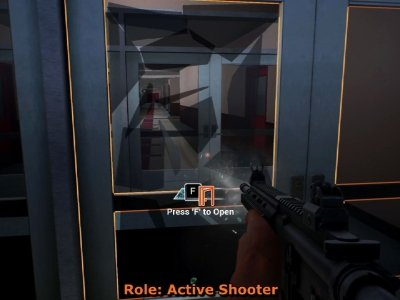 School Virtual Shooter Program Aimed at Survival