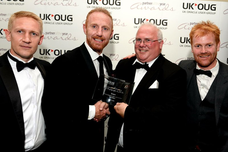 More4Apps Second Year in the Running for Independent Software Vendor of the Year