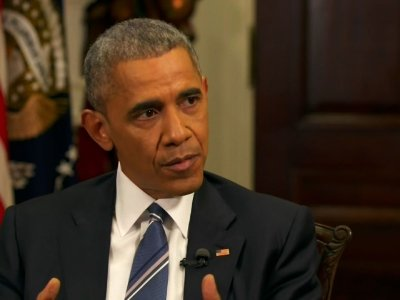 Obama: President Without Briefings Flying Blind