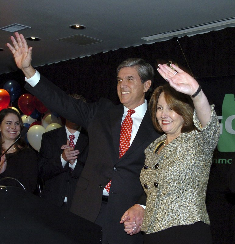 Gordon Smith, Sharon Smith