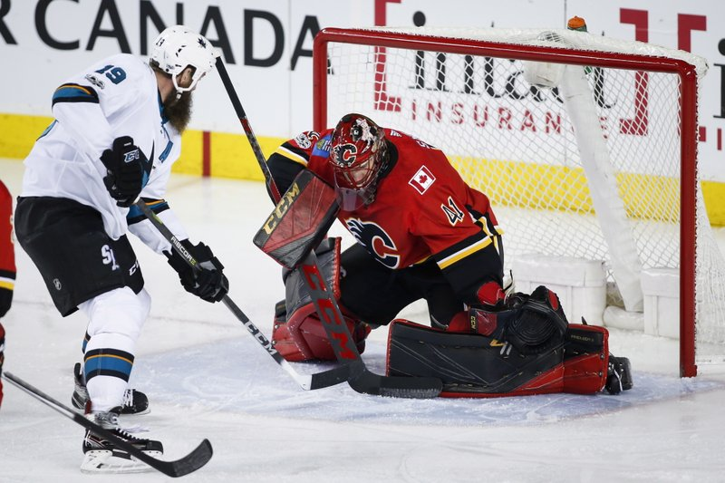 Mike Smith, Joe Thornton
