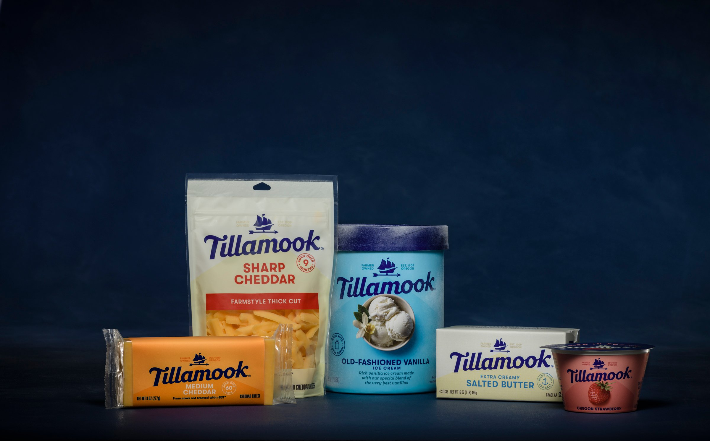 Tillamook to Unveil New Brand Identity in Celebration of Their 110th Anniversary