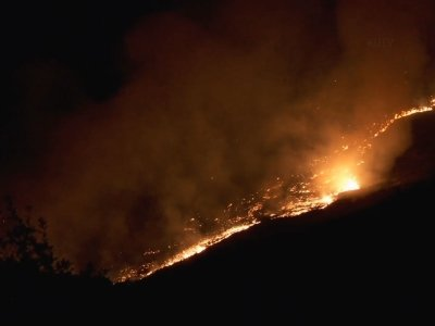 Utah Wildfire Forces Evacuation of 25 Homes
