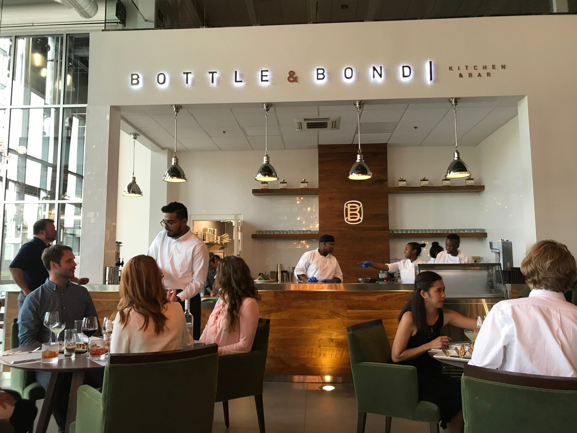 Bottle bond kitchen and bar officially opens at the bardstown bourbon company