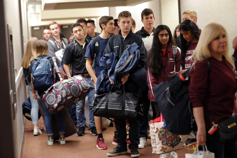 Florida school shooting survivors are not 'crisis actors'