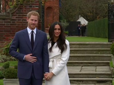 Public fascinated by 'completely different' Markle
