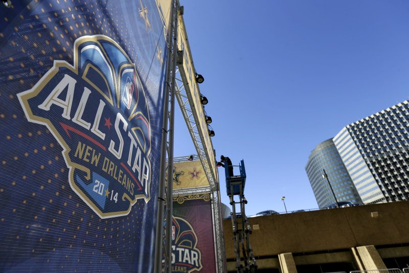 NBA chooses New Orleans for 2017 All-Star Game