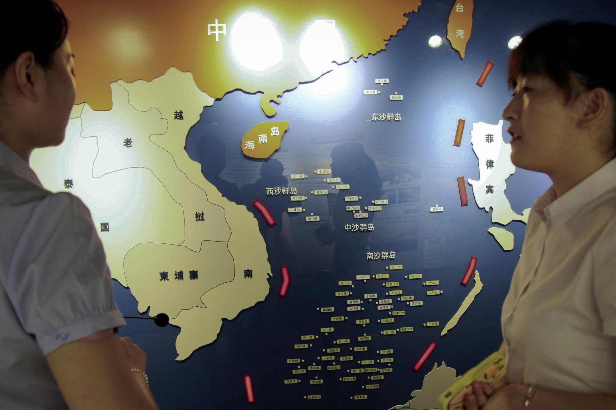 China says it could declare air zone over South China Sea