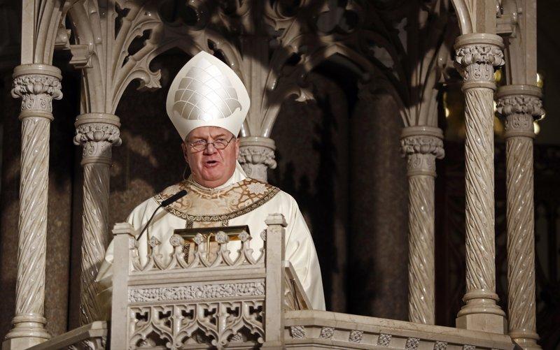 Joseph Cardinal Tobin, Cardinal Joseph Tobin