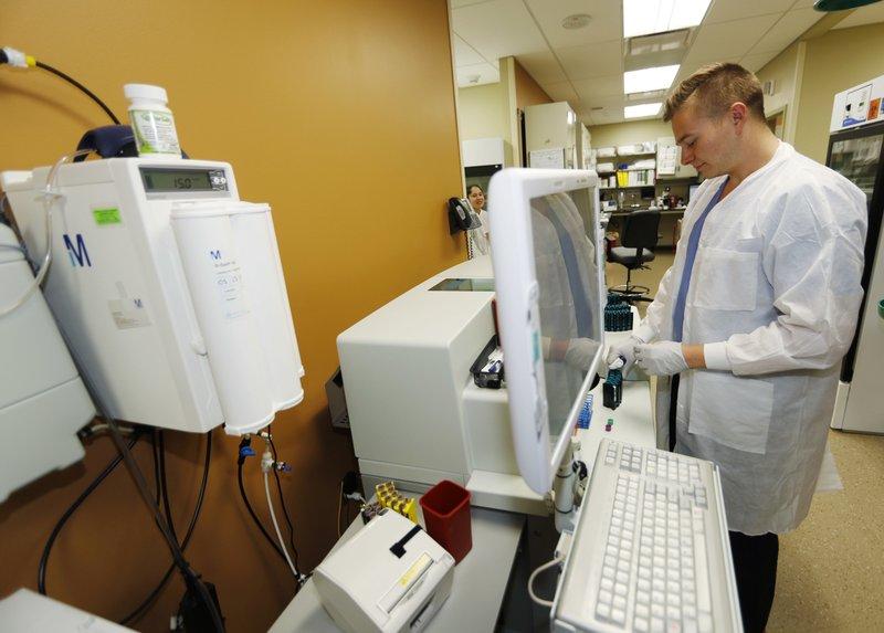 Zach Meili, Denver Medical Health Center clinic on S. Federal Blvd.