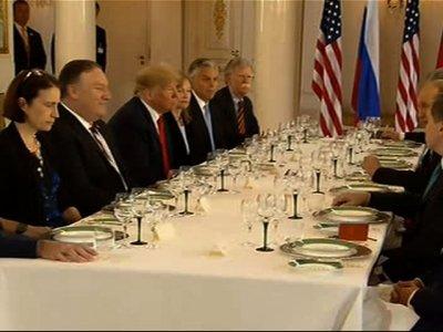 Trump Declares 'Very Good Start' to Putin Summit