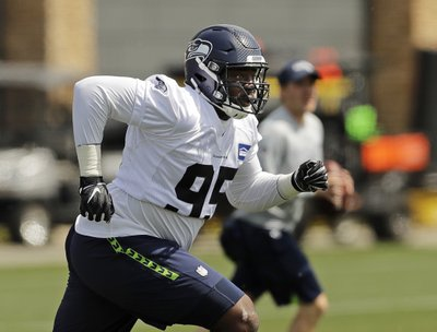 7d2f4ee241f Seahawks first-rounder Collier embracing Bennett comparisons