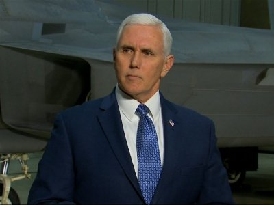 Pence On Meeting North Koreans: 'Well See'