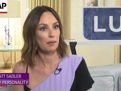 Catt Sadler is on the right path