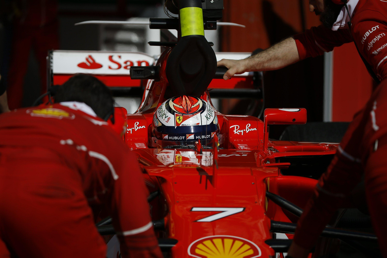 Ferrari Flies Mclaren Limps Toward New F1 Season Vettel Expects Indian Circuit To Be Secondfastest Track