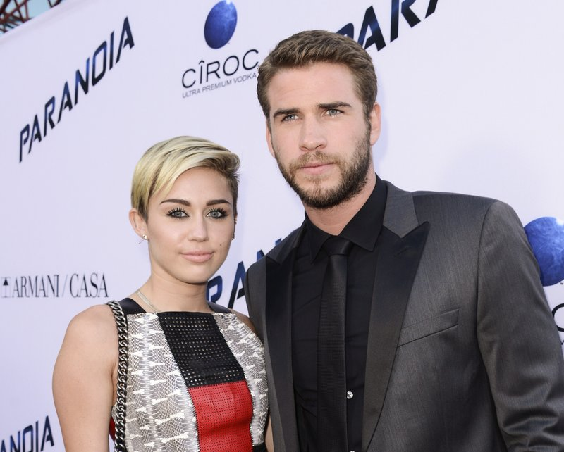 Miley Cyrus Liam Hemsworth Reportedly Got Married