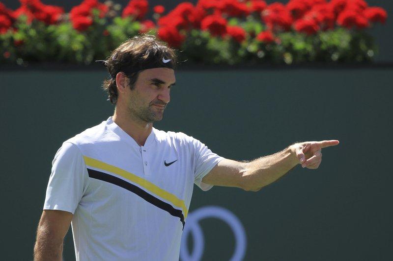 Roger Federer, Filip Krajinovic