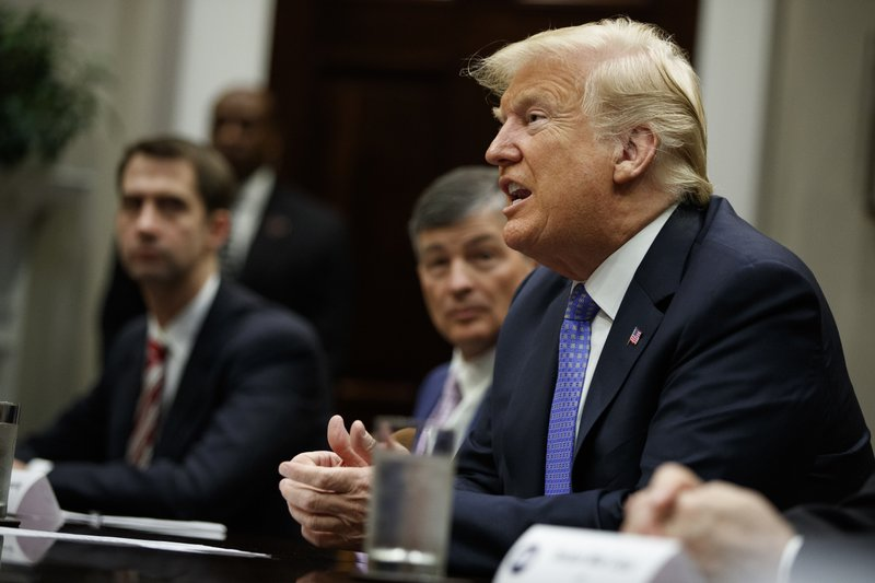 Donald Trump, Jeb Hensarling, Tom Cotton