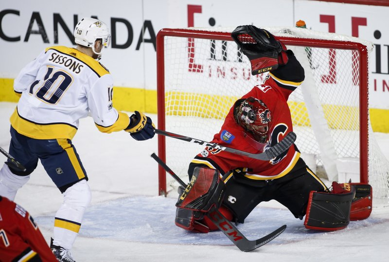 Mike Smith, Colton Sissons