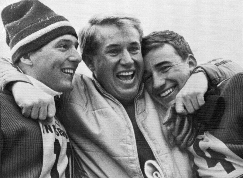 William Billy Kidd, Jimmy Heuga, Robert Beattie